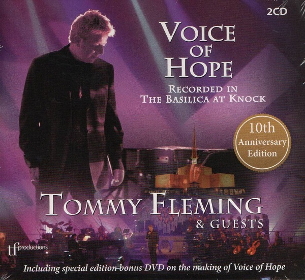Tommy Fleming in Concert - Voice of Hope Tour ~ Saturday 16th February Carrickdale Hotel Dundalk