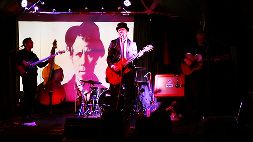 Bone Machine Play The Music Of Tom Waits ~ The Spirit Store Fri 21st Sept