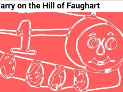 Culture Night ~ LARRY on the Hill of Faughart 21st September