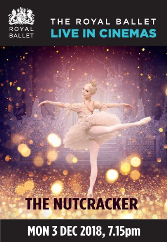 The Nutcracker - LIVE from Royal Ballet ~ Dundalk Omniplex