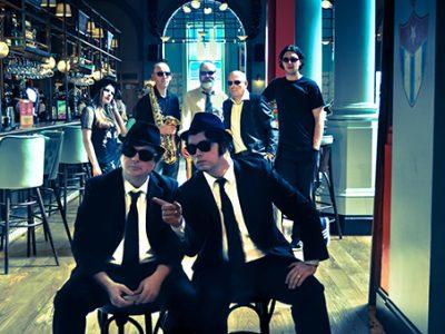 Box Car Blues Brothers ~ The Spirit Store Saturday 10th November