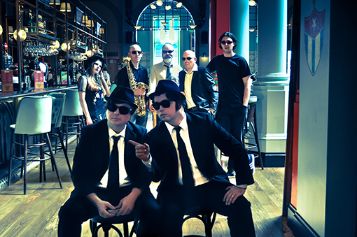 Box Car Blues Brothers ~ The Spirit Store Saturday 10th November