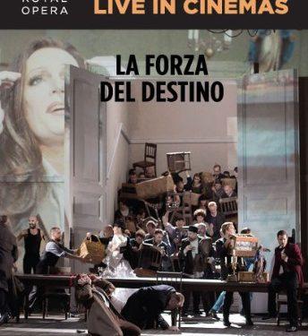 La Forza Del Destino - LIVE from Royal Opera ~Tues 2nd April Omniplex Dundalk