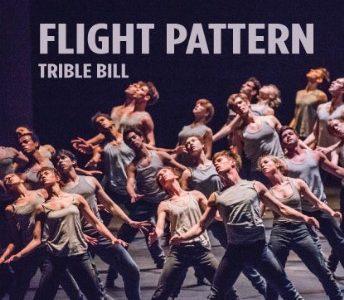 Flight Pattern Trible Bill -LIVE from Royal Ballet ~ Dundalk Omniplex Cinemas