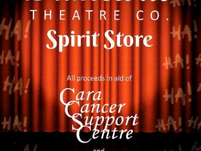 Damewits Theatre Company ~ The Spirit Store 30th Nov