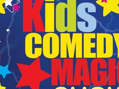 Kids Comedy Magic Show 2019 Tour ~ Carnbeg Hotel