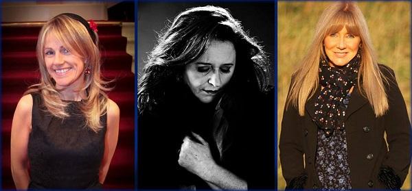 Sharon Shannon, Mary Coughlan & Frances Black ~ Carnbeg Hotel & Spa