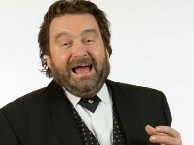 Brendan Grace ~ Carrickdale Hotel & Spa Saturday 19th January