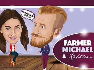 Farmer Michael And Kathleen ~ Imperial Hotel Dundalk
