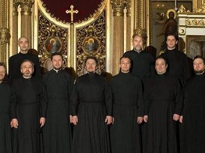 LCMS: Saturday Evening Concert: Russian Patriarchate Choir