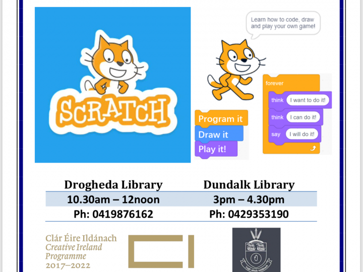 Introduction to Scratch Coding