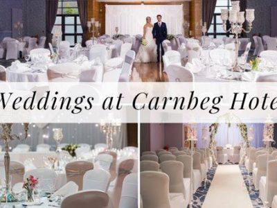 Wedding Showcase ~ Carnbeg Hotel & Spa Sunday17th February