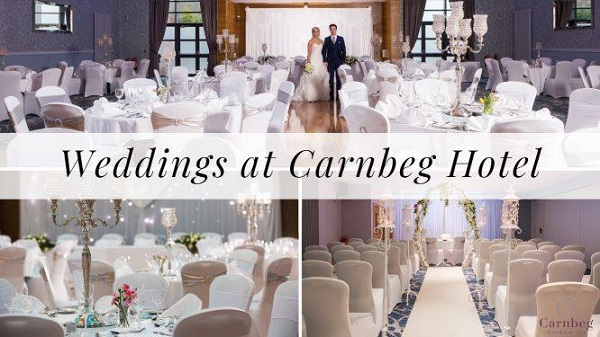 Wedding Showcase ~ Carnbeg Hotel & Spa Sunday17th February