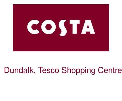 costa-coffee Tesco Dundalk