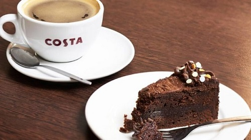 Costa Coffee Dundalk Retail Park