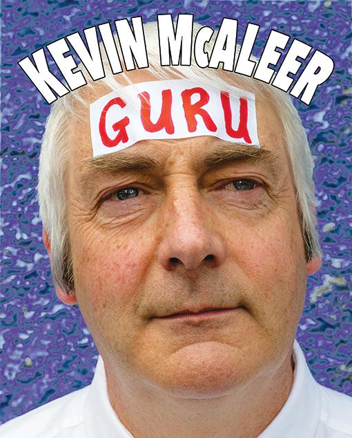"Kevin McAleer ""Guru"" ~ The Spirit Store Saturday 9th February"