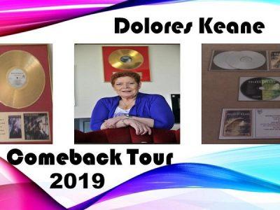 Dolores Keane in Concert ~ Carrickdale Hotel & Spa Dundalk