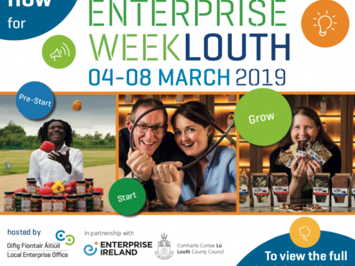 Local Enterprise Week Louth 2019
