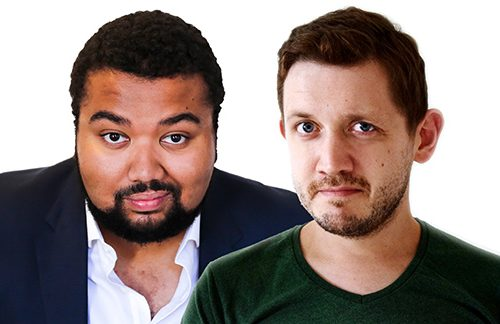 """Martin Angolo And Keith Fox - """"A Night Of Stand Up Comedy"""" ~ The Spirit Store"""