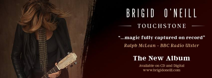 Brigid O'Neill ~ The Spirit Store Thursday 9th May