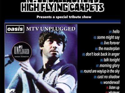 Noel Gallagher's High Flying Carpets ~ The Spirit Store