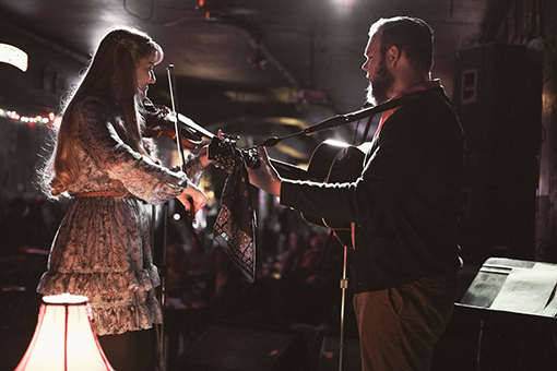 The Wildwoods Duo ~ The Spirit Store Tuesday 7th May