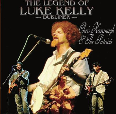 The Legend of Luke Kelly ~ Carnbeg Hotel & Spa Saturday 15th June Dundalk