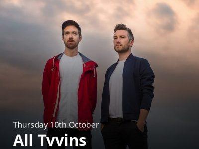 All Tvvins ~ The Spirit Store Thursday 10th October Dundalk