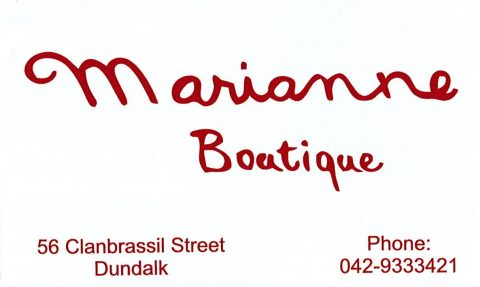 Marianne Boutique Clanbrassil Street