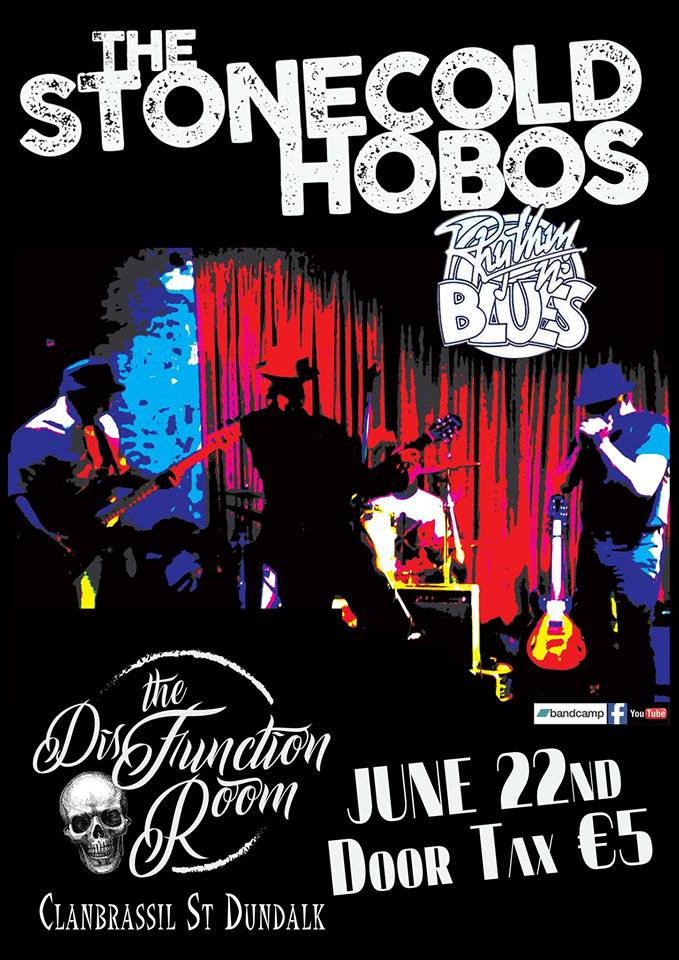 The Stone Cold Hobos ~ DisFunction Room Uisce Beatha Bar Dundalk