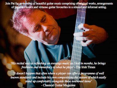 Music | Pat Coldrick ~ The Spirit Store