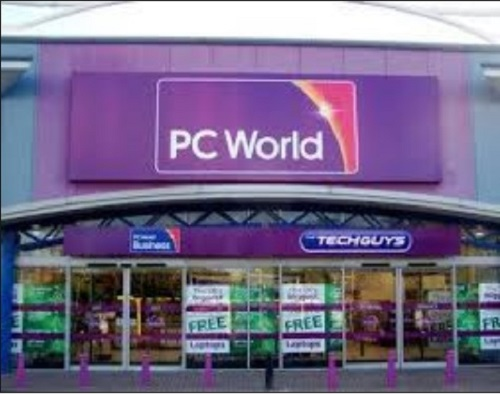 Currys PC World Ireland