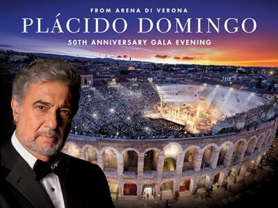 Music | Plácido Domingo: 50th Anniversary Gala Evening ~ Dundalk Ominplex