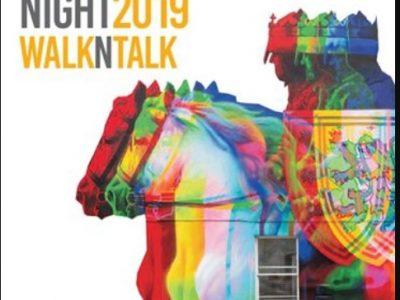 Dundalk Culture Night 2019 WalkNTalk