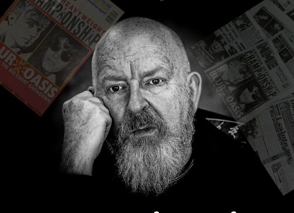 Talk | An Evening With Alan McGee ~ The Spirit Store Sunday 20 October Dundalk