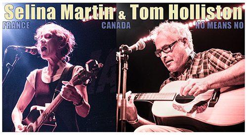 Music | Tom Holliston + The Selina Martin Band ~ Thursday 28 November Dundalk