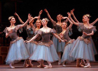 Ballet | Coppelia - LIVE - Royal Ballet ~ Dundalk Omniplex