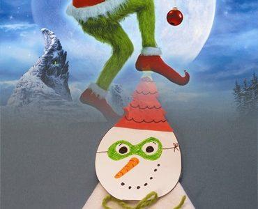 Children Event | Christmas Wonderland Workshop + How the Grinch Stole Christmas movie ~ Sat 7 Dec Dundalk