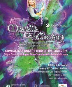 Music | COMHALTAS CONCERT TOUR OF IRELAND 2019 ~ Thursday 10 October