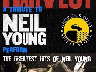 Tribute Band | Harvest - A Tribute to Neil Young ~ Saturday 4 January Dundalk