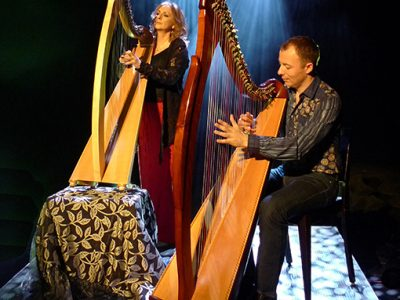 Music | Moya Brennan & Cormac De Barra ~ Sunday 24 November Dundalk