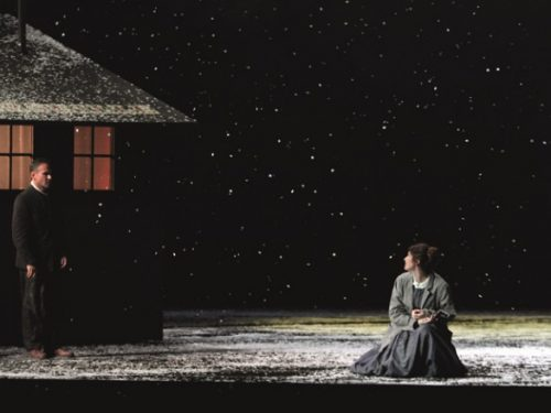 Opera | La Boheme - LIVE - Royal Opera ~ Dundalk Omniplex