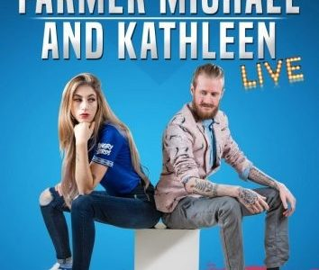 Comedy Farmer Michael And Kathleen ~ Friday 10 April The Spirit Store Dundalk