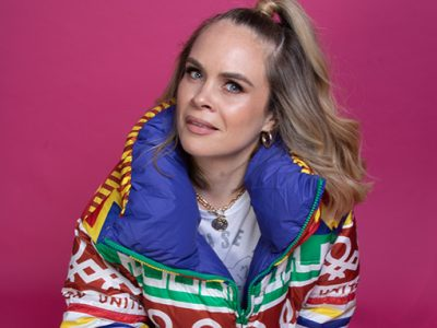 "Comedy | Joanne McNally ""The Prosecco Express"" ~ Saturday 18 April"