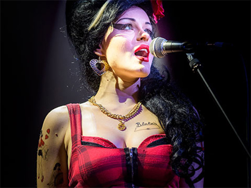 Tribute band | Lioness-The Amy Winehouse Experience ~ Thursday 28 May