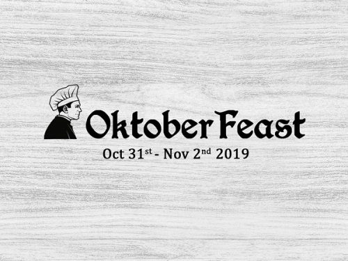 Festival | OktoberFeast 2019 ~ Russell's Saloon Gin Emporium Dundalk