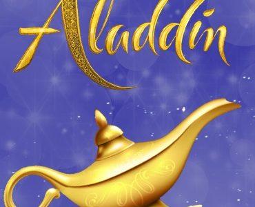 Panto | Aladdin ~ An Táin Arts Centre 6 - 12 January