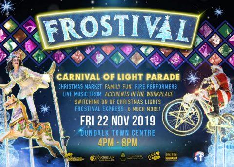 frostival poster 2019 longwalk