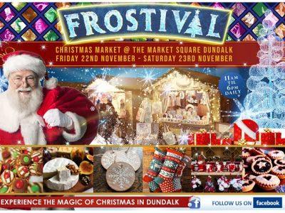 Frostival Dundalk 2019 Market Only poster600