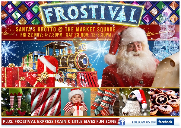 Frostival Express Train Saturday 23 November